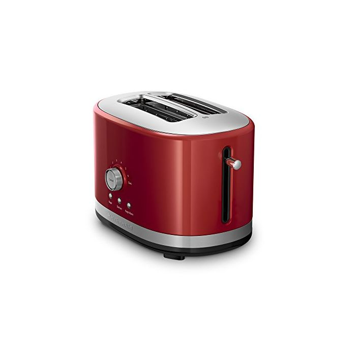 KitchenAid 2 Slice Slot Toaster with High Lift Lever KMT2116ER - Empire Red