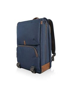 "Lenovo 15.6"" Laptop Urban Backpack - Blue"