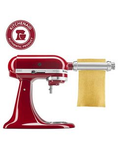 KitchenAid KSMPSA Pasta Roller Attachment - Silver