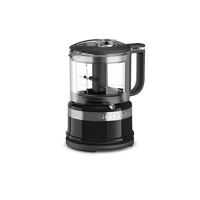 KitchenAid KFC3516OB 3.5 Cup Food Chopper - Onyx Black