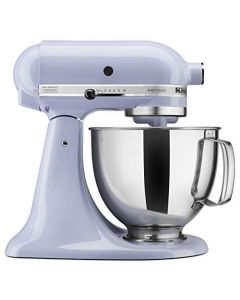 KitchenAid KSM150PSLR Artisan Series 5-Qt. Stand Mixer with Pouring Shield - Lavender Cream