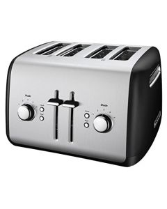 KitchenAid KMT4115OB Toaster with Manual High-Lift Lever - Onyx Black
