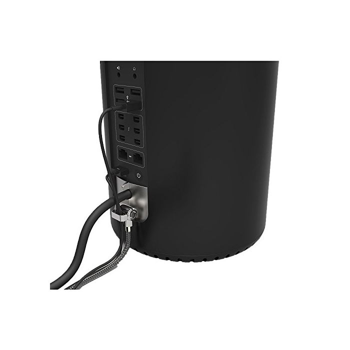 Maclocks CL12MPL Mac Pro Lock Security Bracket with 6-Foot Cable Lock for Mac Pro Computer (Black)