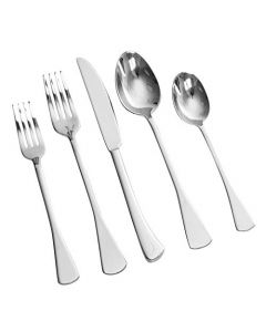 Gibson Elite Soho Lounge Verdi Stainless Steel Flatware Set - Service For 4 (20Pcs)