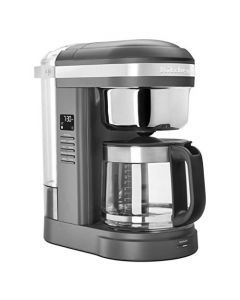KitchenAid KCM1209DG Drip Coffee Maker - 12 Cup - Matte Grey