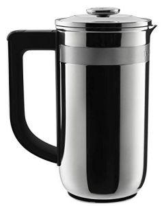 Kitchenaid Kcm0512Ss Precision Press Coffee Maker - Stainless Steel
