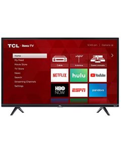 "TCL 32S325 32"" / / 720p Roku Smart LED TV"
