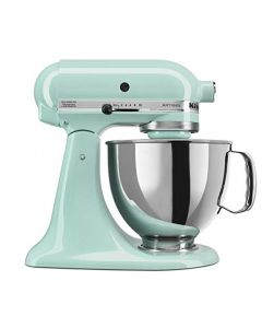 KitchenAid Artisan Series 5-Qt. Stand Mixer with Pouring Shield - Ice