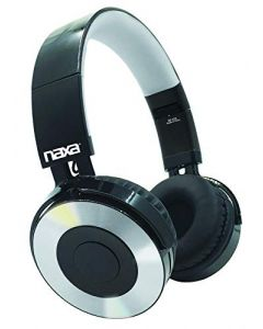 NAXA Electronics NE-974 Gray Metro Bluetooth Headphones - Gray