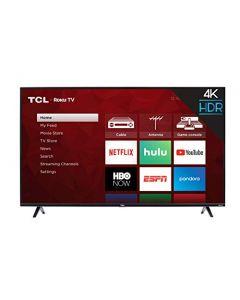 "TCL 55S425 55"" / /  4K Smart LED Roku TV"