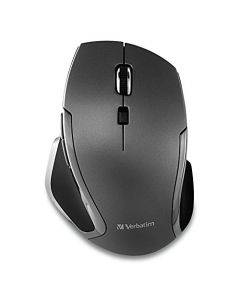 Verbatim Wrls Ntebk LED Mice Graphite
