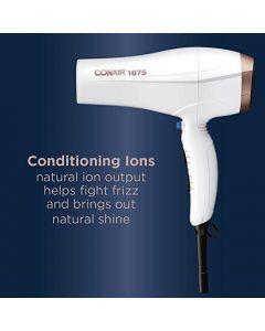 Conair Conair White Rosegold Dryer