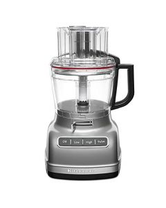 KitchenAid 11-Cup Food Processor with ExactSlice System - Contour Silver
