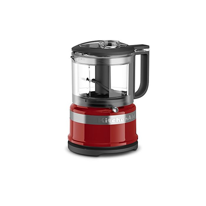 KitchenAid KFC3516ER 3.5 Cup Food Chopper - Empire Red