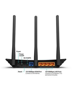 TP-Link N450 WiFi Router - Wireless Internet Router for Home  - TL-WR940N