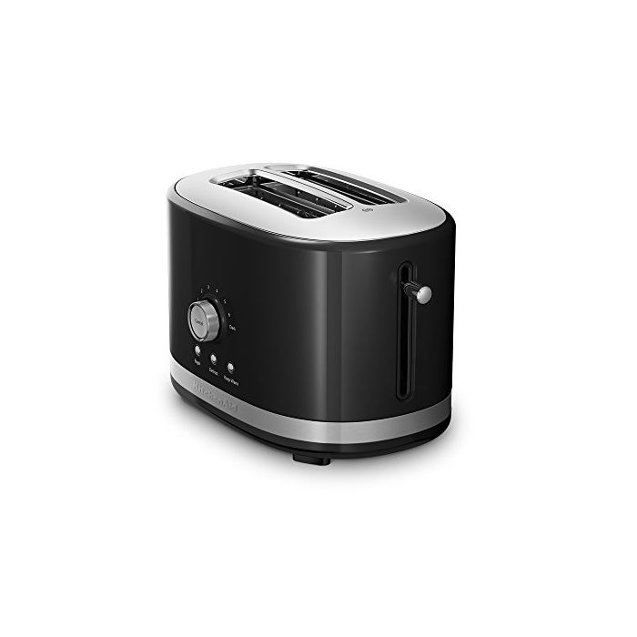 KitchenAid 2-Slice Toaster with High Lift Lever KMT2116OB - Onyx Black