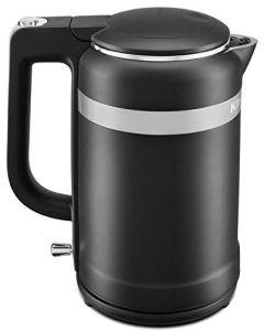 KitchenAid KEK1565BM Electric Kettle - 1.5 Liter - Black Matte