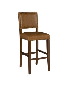 Brook Bar Stool Caramel 30