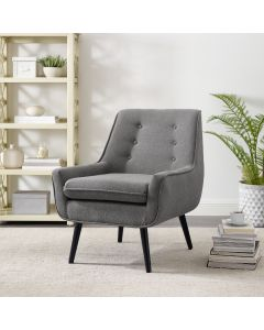 Relis Chair Gray Flannel