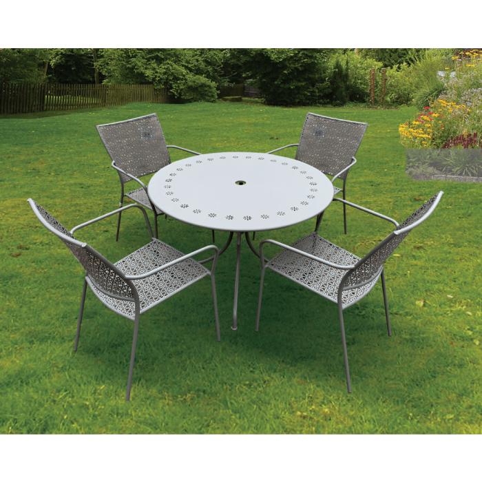 Rodas Outdoor Dining Set 5 Piece