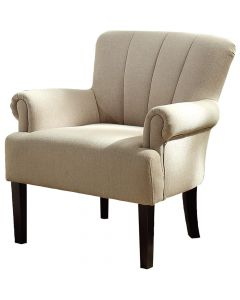 Homelegance Langdale Fabric Accent Chair - Camel