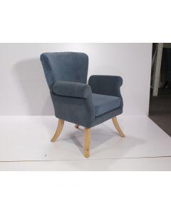 Liantong Home Arm Chair Velvet