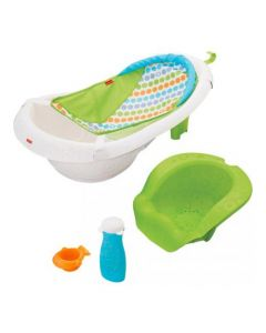Fisher-Price 4-in-1 Sling 'n Seat Tub - Green