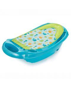 Summer Infant Splish 'n Splash Newborn to Toddler Bath Tub - Blue
