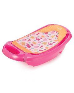 Summer Infant Splish 'n Splash Newborn to Toddler Bath Tub - Pink