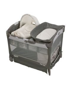 Graco Pack 'N Play Playard with Cuddle Cove Removable Seat - Glacier
