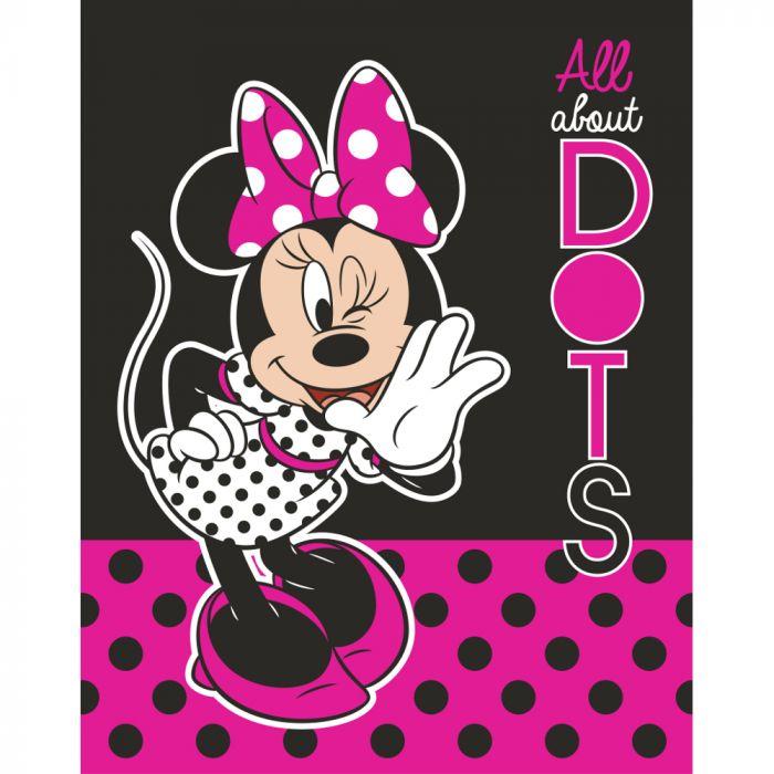 Disney Baby Blanket Minnie