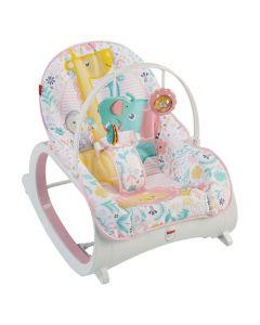 Fisher-Price Infant-To-Toddler Rocker - Pink