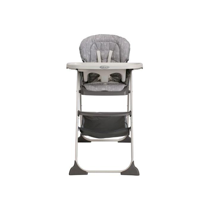 Graco Slim Snacker High Chair- Whisk