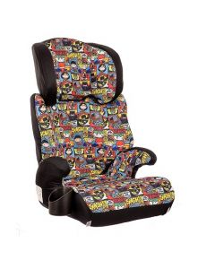 KidsEmbrace Justice League High Back Booster Car Seat