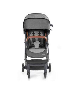 Born Free Liva Compact Fold Stroller - Grey