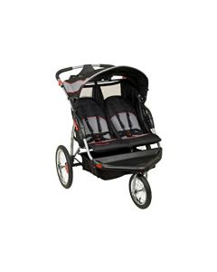 Baby Trend Expedition Double Jogger Stroller Millennium