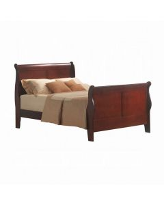 Louis Phillippe Cherry Finish Full Bed
