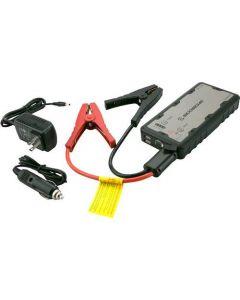 Scosche Portable Car Jump Starter with USB Power Bank - Grey