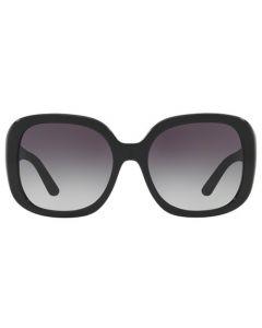 Burberry BE4259 Square Sunglasses - Black / Grey Gradient