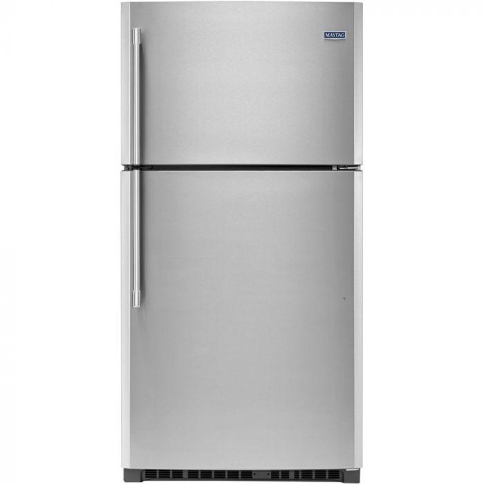 Maytag MRT711SMFZ 33 In. Wude Top Freezer Refrigerator