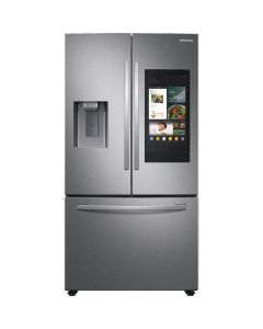 Samsung RF27T5501SR Family Hub 27 Cu. Ft. French Door Refrigerator - Stainless steel