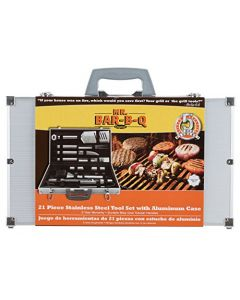 Mr Bar B Q 21 Piece Tool Set