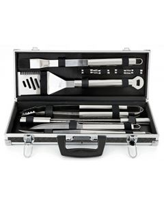 Mr Bar B Q 18 Piece Tool Set