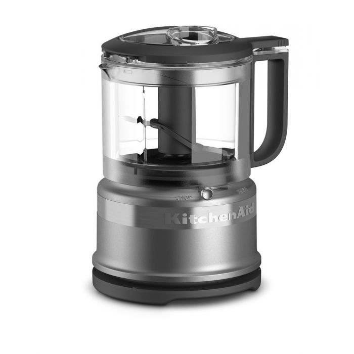 KitchenAid KFC3516CU 3.5 Cup Food Chopper - Contour Silver