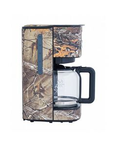 Magic Chef Mcl12Cmrt Coffee Maker - 6.6 X9.7 X12.9 - Camouflage