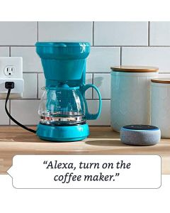 Amazon Smart Plug - works with Alexa - A Certified for Humans Device