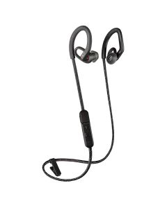 Plantronics BackBeat FIT 350 Wireless Headphones - Stable - Ultra-Light - Sweatproof in Ear Workout Headphones - Black