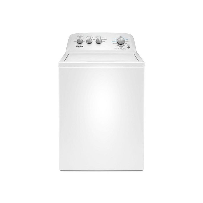 Whirlpool WTW4850HW 3.9 Cu. Ft. High-Efficiency Top Loading Washer - White