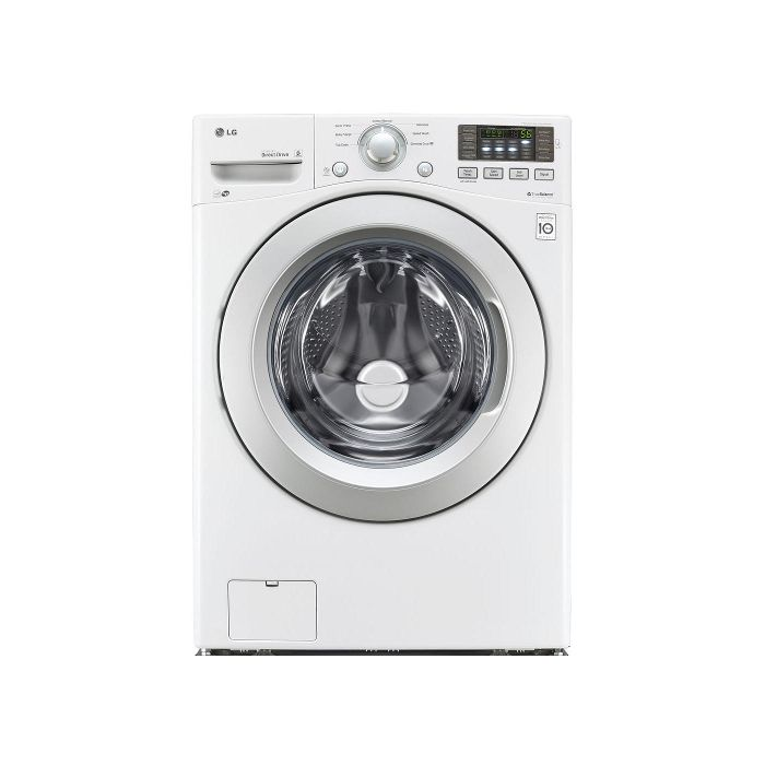 LG WM3170CW 4.3 cu. ft. Front Load Washer - White