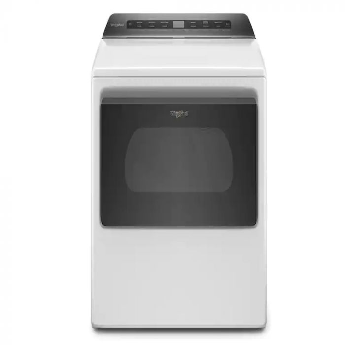 Whirlpool WED6120HW 7.4 Cu. Ft. 35-Cycle Electric Dryer - White
